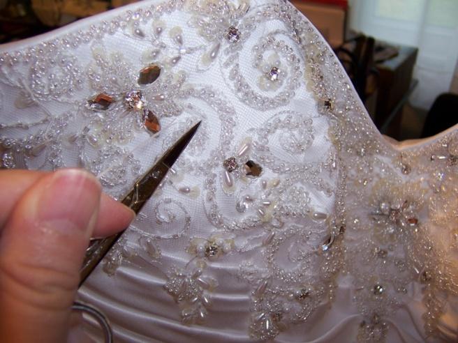 6Simple bead repair