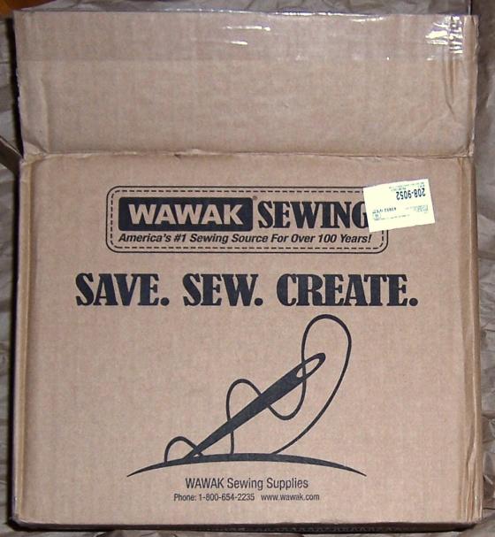 wawak box