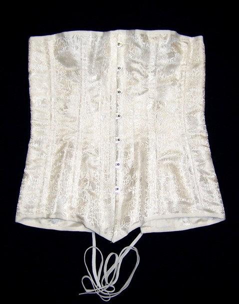 demi bra corset