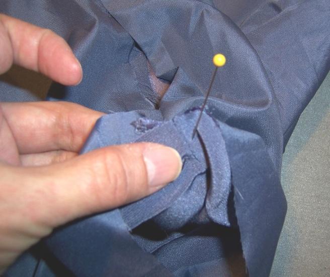 Lined Sleeve Hem 07