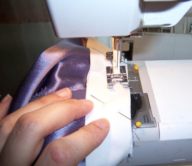 Lined Sleeve Hem 15