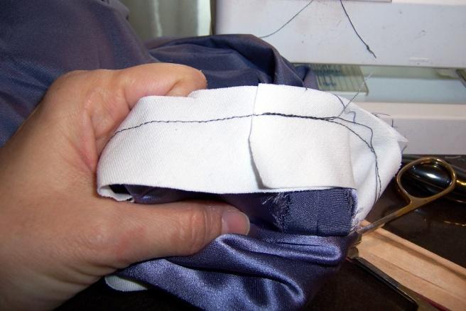 Lined Sleeve Hem 16