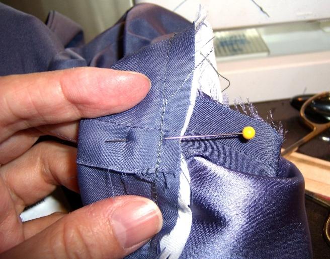 Lined Sleeve Hem 18