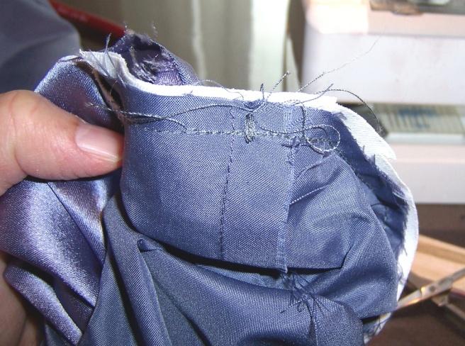 Lined Sleeve Hem 20