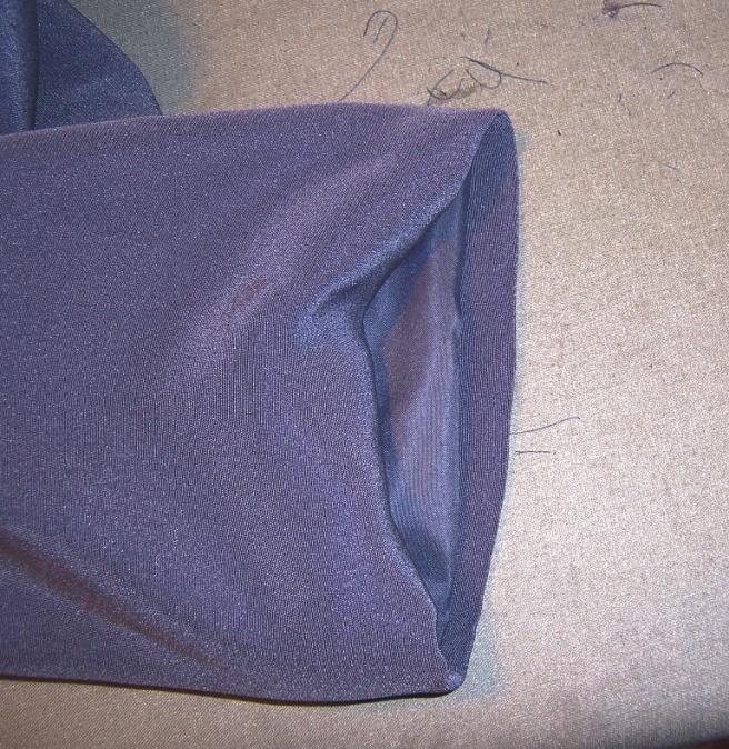 Lined Sleeve Hem 22