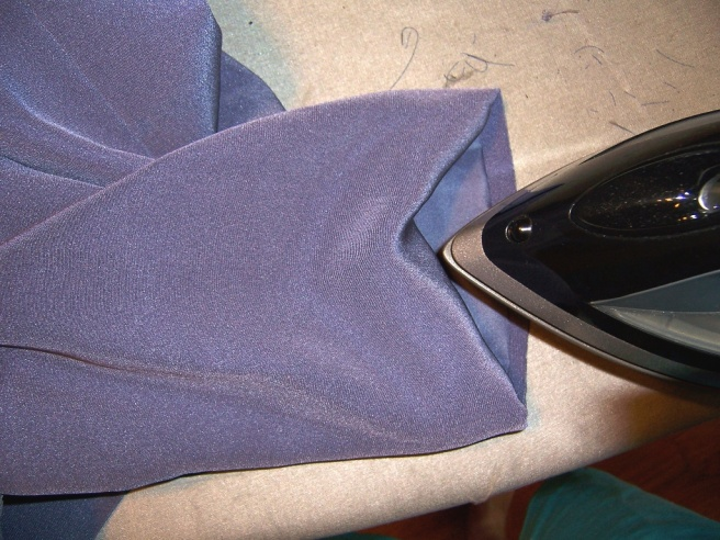 Lined Sleeve Hem 23