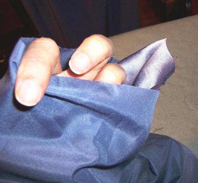 Lined Sleeve Hem 26