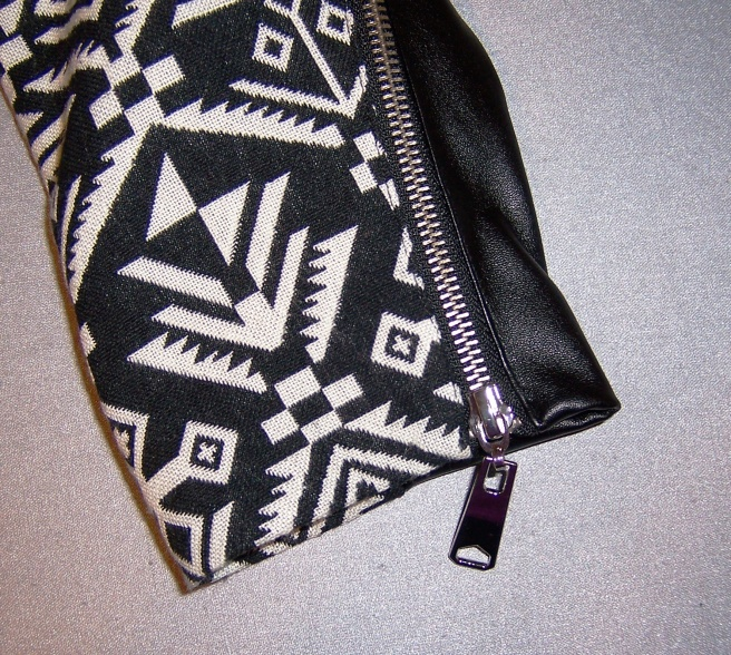 zippered hem