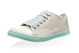 lucite green sole