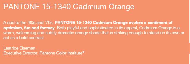 Cadmium Orangs