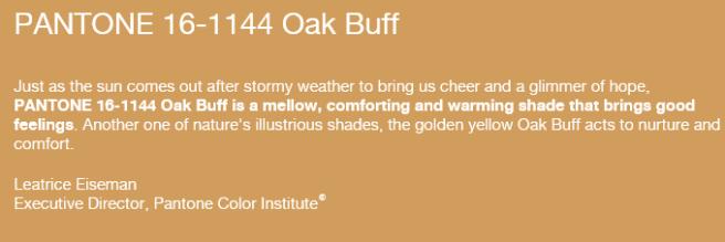 Oak Buff